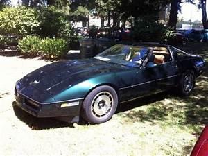 1986  Manual Transmission  5 7l V8  Corvette California
