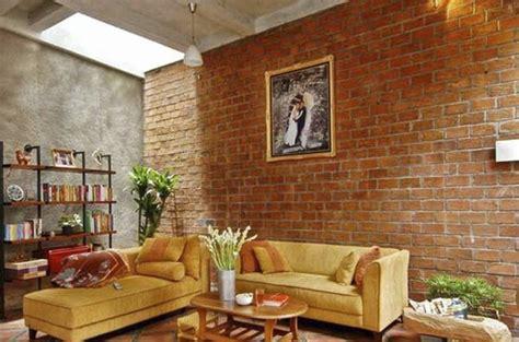 kelebihan  kekurangan aplikasi dinding batu bata ekspos