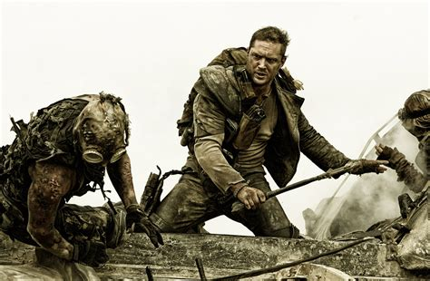 Mad Max Tom Hardy Says He's Set For 3 More Movies; Talks