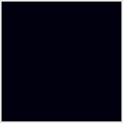 midnight black color 00000e hex color rgb 0 0 14 black russian blue