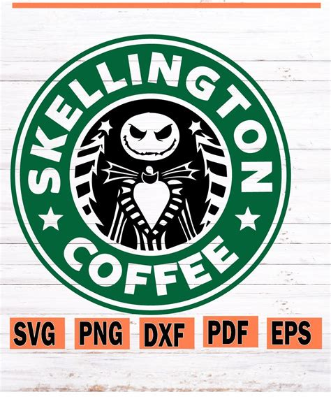 Nightmare Before Christmas Starbucks Cup Svg  – 415+ Best Free SVG File