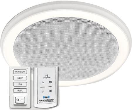 bluetooth bath fan speaker combo installed cel corp