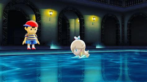 Rosalina At The Pool By Hyper Mario 64 On Deviantart