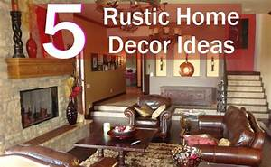 5, Rustic, Home, Decor, Ideas, You, Can, Build, Yourself
