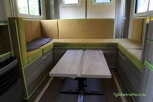 Tisch Zum Klappen : der tisch im wohnmobil ausziehbar oder klappbar ~ A.2002-acura-tl-radio.info Haus und Dekorationen