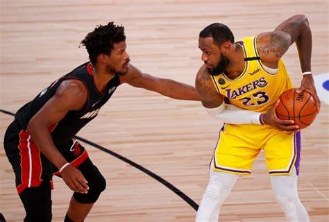 NBA DFS Showdown Write-Up: Heat vs Lakers Game 5 | Fantasy ...