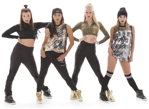 Hip hop dance costumes. Harem pants leggings shorts long sequin jersey loose edgy sequin ...