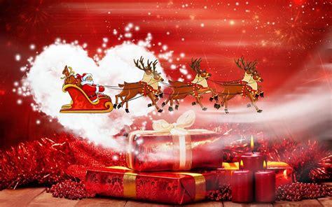 Wallpaper Santa by Santa Claus Wallpapers 73 Images