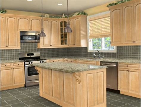 free kitchen makeover kitchen cabinets paint ideas 1068