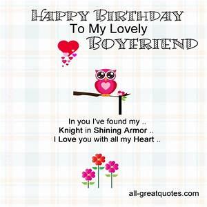 Happy Birthday Pics Boyfriend | Happy Birthday | Pinterest ...