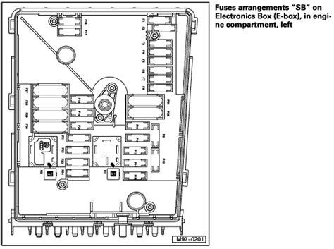 Vw Jettum 2006 Fuse Box Diagram by 2007 Volkswagen Jetta Fuse Box Diagram Inside And Outside