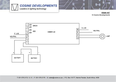 Lighting Inverter Wiring Diagram by Wiring Diagrams Cosine Developments