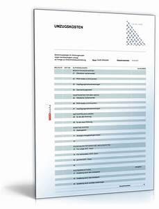 Werbungskosten Berechnen : ermittlung abzugsf higer werbungskosten tabellen zum download ~ Themetempest.com Abrechnung