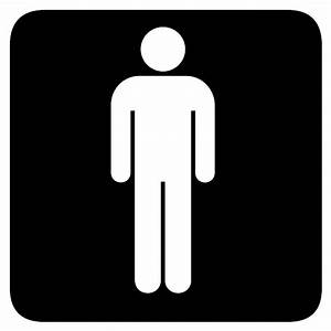 Male bathroom signs clipart best for Male female bathroom sign images