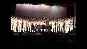 USNA Mens Glee Club 2013, 2/C Parent's Weekend - YouTube