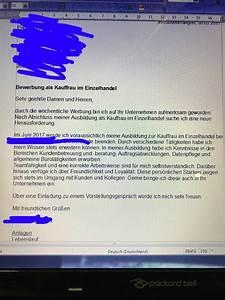 Bewerbung Kaufmann Im Einzelhandel : bewerbung kauffrau im einzelhandel anschreiben ~ Orissabook.com Haus und Dekorationen