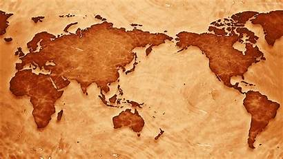 Map Wallpapers Brown