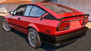 Alfa Romeo Gtv6 Occasion : 1986 alfa romeo gtv6 by samcurry on deviantart ~ Medecine-chirurgie-esthetiques.com Avis de Voitures