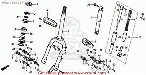 Wiring Diagram Honda Ch 80 Honda Elite Wiring
