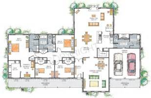 Home Plans For Large Families by House Plan Large Family House Plan