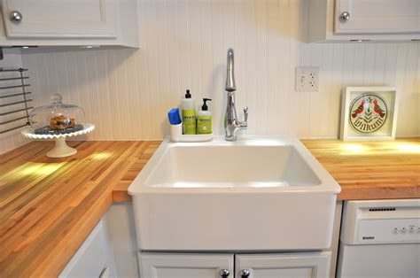Install Domsjo Sink Next To Dishwasher by Detailed For Installing An Ikea Apron Sink