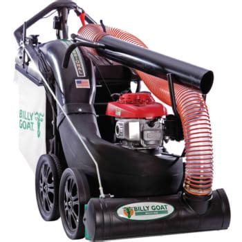 billy goat vaccum billy goat 174 29 quot mv multivac self propelled lawn and litter