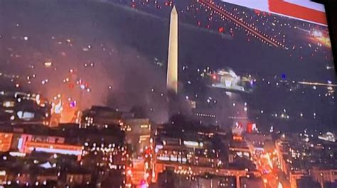 Nation's capital on fire, as riots escalate in the US ...