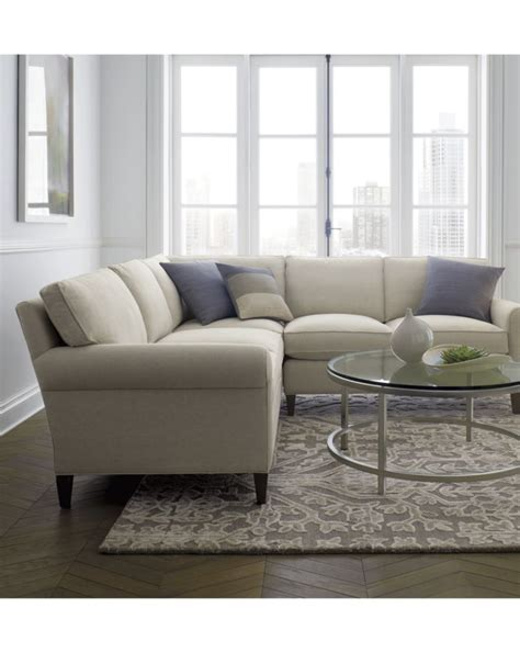 crate and barrel couches 12 best collection of crate and barrel sectional sofas