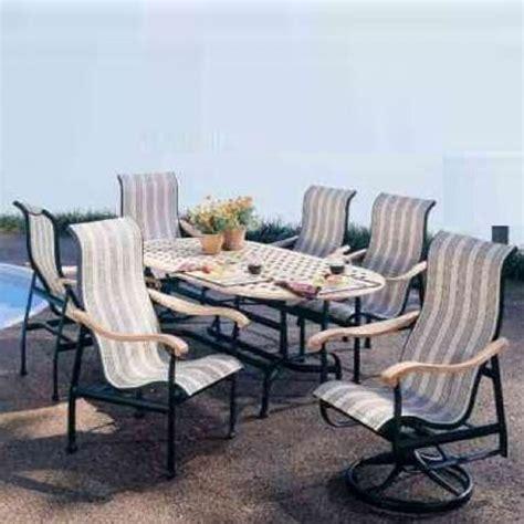 Lloyd Flanders Aluminum Patio Furniture by Lloyd Flanders Replacement Cushions Sutton S Bay