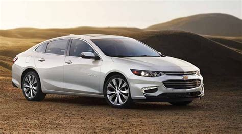 chevrolet malibu overview  news wheel