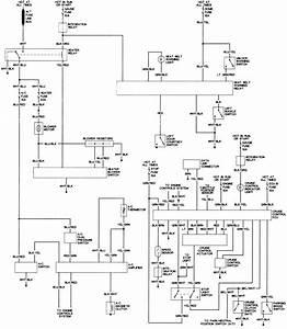 1995 Toyotum T100 Fuse Diagram