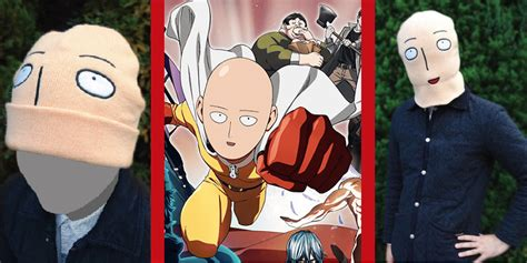 Animated Wallpaper One Punch - one punch knit cap is the one of anime winter