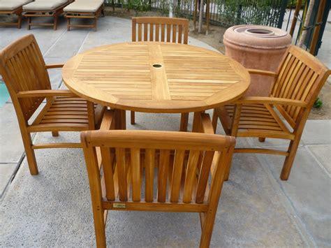 wintertime care  outdoor teak furniture  san diego