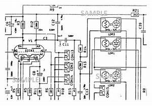 Marshall Jcm 2000 Dsl100 100w Amplifier Schematic Diagram