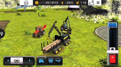 how to do forestry in fs 15 android