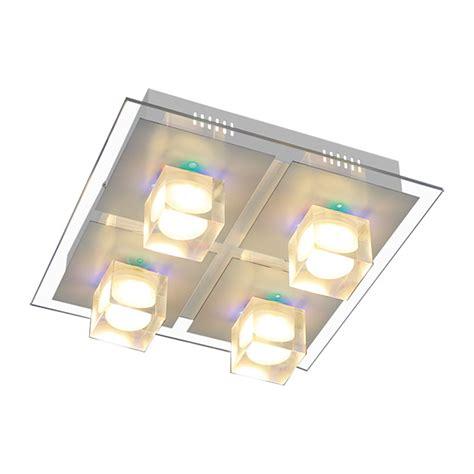 Tween Light Leddeckenleuchte Karima (4 X 4 W, 28 X 28 Cm