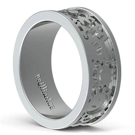 gear channel s wedding ring in platinum