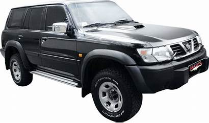 Patrol Nissan Gu Turbo Diesel Wagon Petrol
