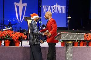 WATCH: Is Bishop Eddie Long's son sending a message to ...