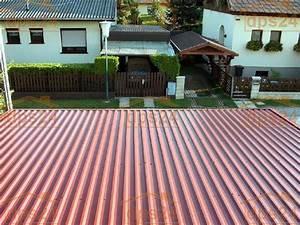 Dach Trapezblech Verlegung : vorteile f r ein blechdach hpm shop ~ Whattoseeinmadrid.com Haus und Dekorationen