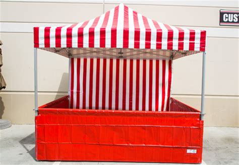 booth tent table chair rentals in orange county