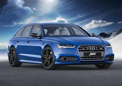 2016 Abt Audi S6 Avant