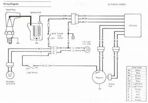Electrical Wiring Diagram Of Kawasaki Klt200  60614