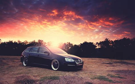 Volkswagen Jetta Wagon Wallpaper