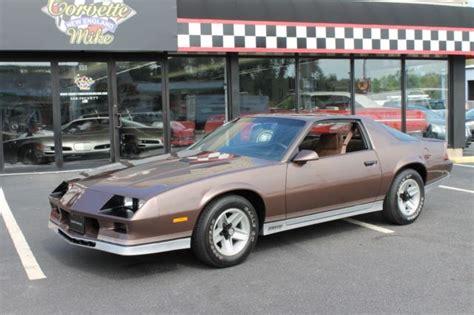 camaro  coupe   original miles classic