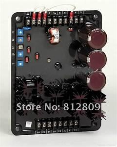Automatic Voltage Regulator For Diesel Engine 400hz Avr