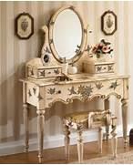 Vanity Set by Hand Painted Bedroom Vanity Set Home Furniture And Furnishings Pinterest