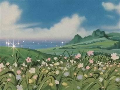 Cottagecore Anime Flower Aesthetic Flowers Desktop Backgrounds