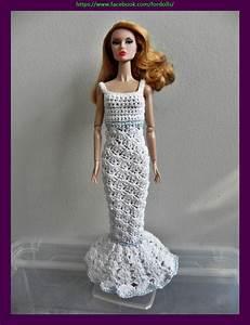 3209 best images about b barbie robe longue au crochet With robe longue crochet