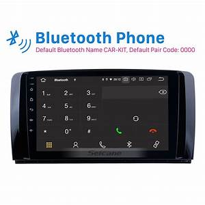 9 Inch Oem Android 10 0 Radio Capacitive Touch Screen For